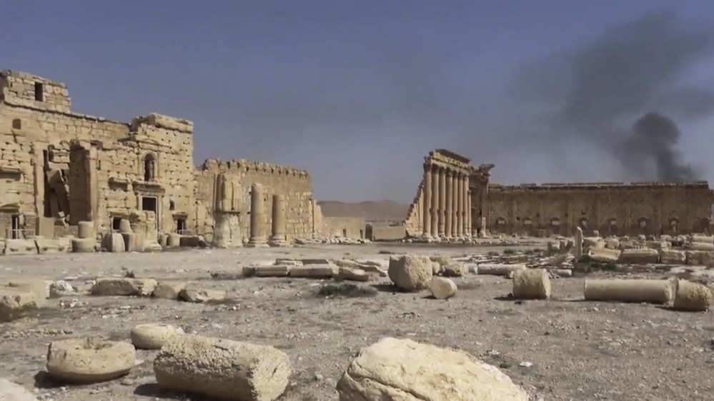 Russian Sappers Demined 108 Mines in Palmyra