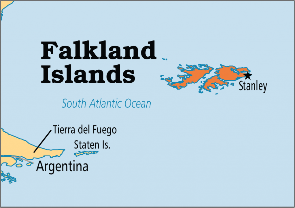 UN Commission Concludes that Falkland Islands are in Argentine Waters