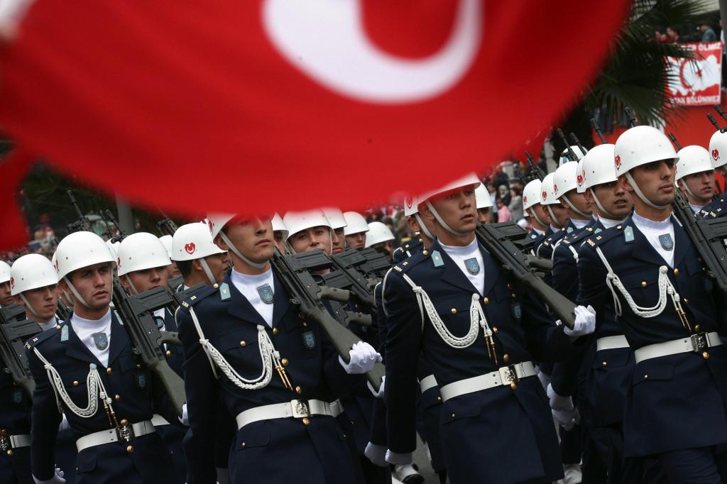 Turkey's Military Presence in Cyprus