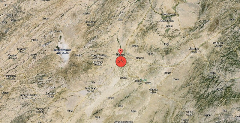 10 Afghan militants killed by own IED explosion in Ghazni province