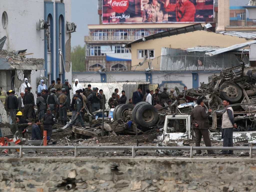 Death toll from Kabul attack rises to 64