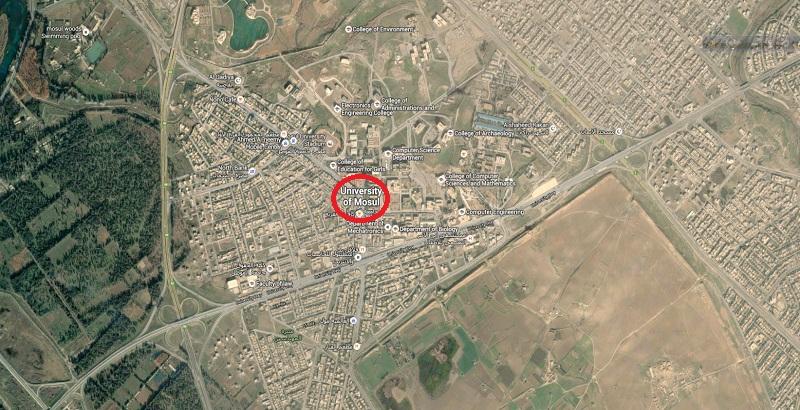 ISIS makes bomb in Mosul University chemistry lab: Iraqi General