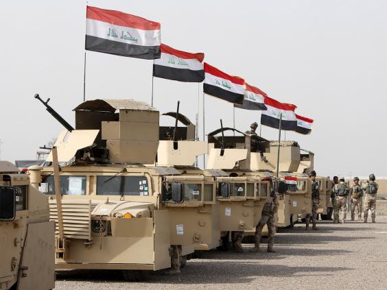 ISIS leaders escape from Fallujah to Tharthar in Iraq