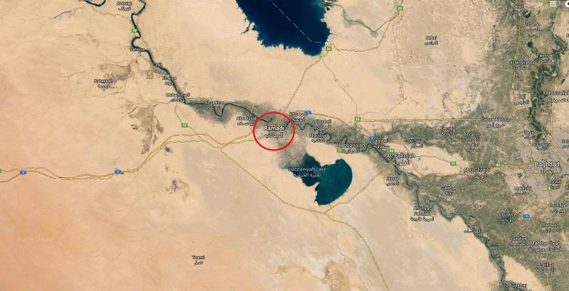 Iraqi airstrikes killed 15 ISIS terrorists in Ramadi