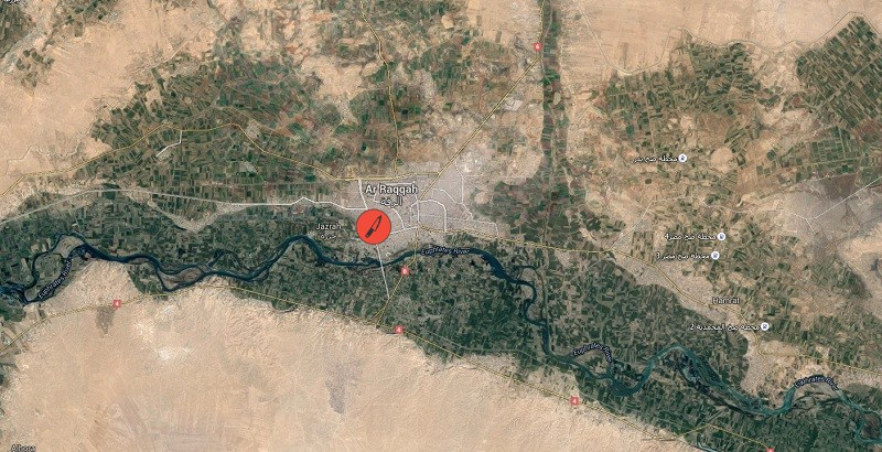 ISIS executes 15 of its own near Syria's Raqqah
