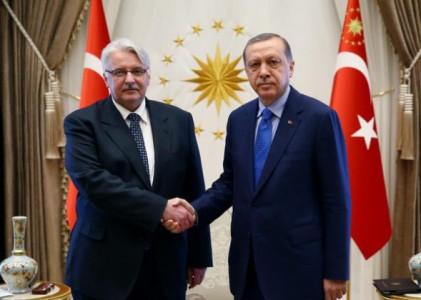 The Ankara-Warsaw Axis
