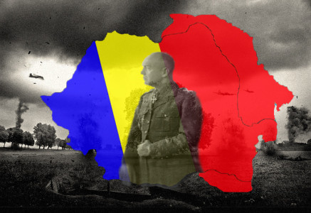 Romania as a source of European conflict