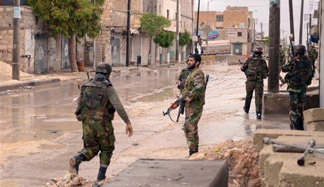 Syria's Army Launched Night Offensive in Homs Province