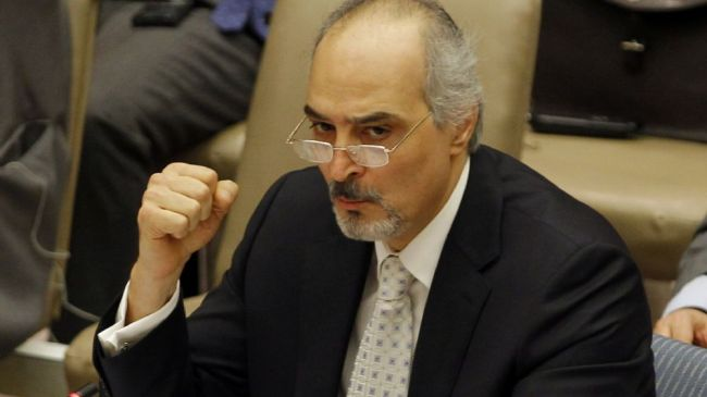 Syria's Government: 'Opposition does not represent Syrian nation'