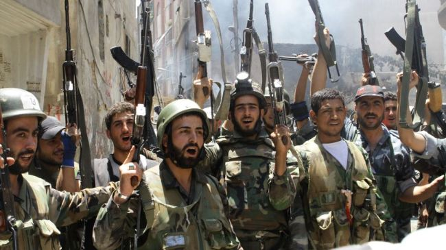 Syria's Army Recaptures Villages in Southeast Aleppo