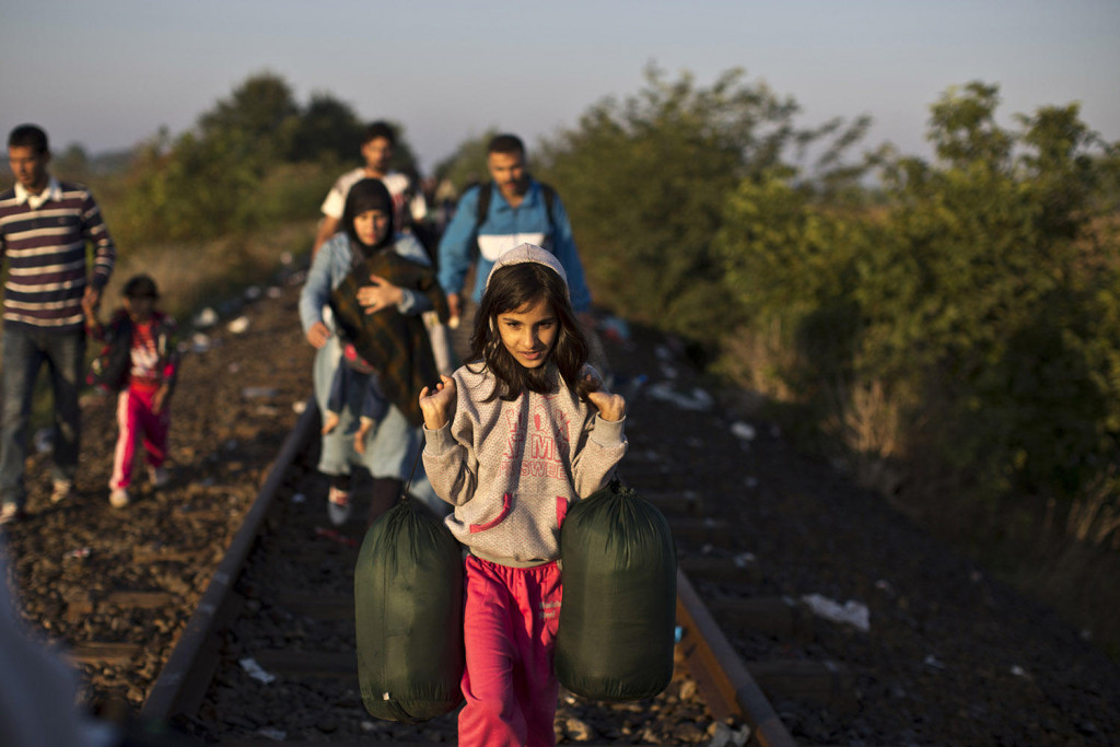 Brazil Offers to Accept Syrian Refugees Located in Germany