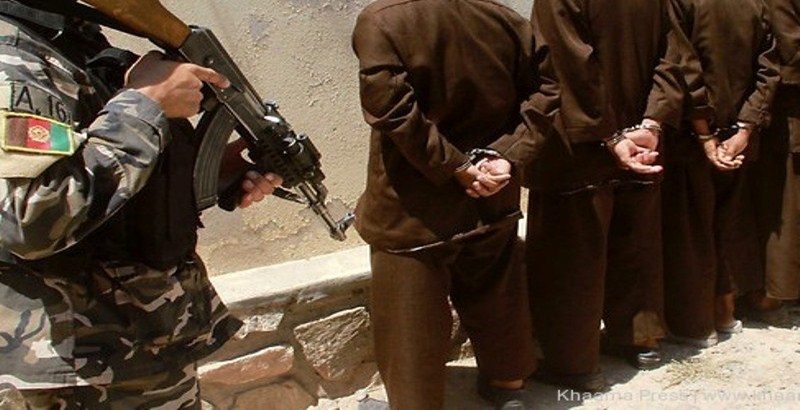 At least 4 suicide bombers detained in Kunduz of Afghanistan