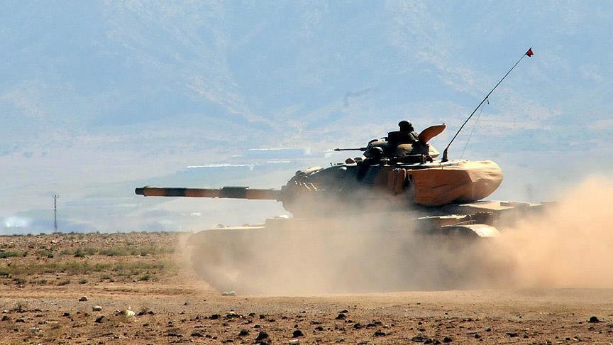 Turkish military killed 32 ISIS terrorists in Iraq