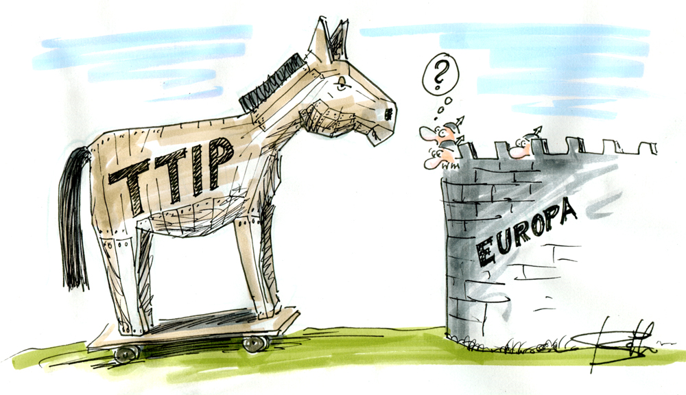 British Report: Withering Verdict on TTIP