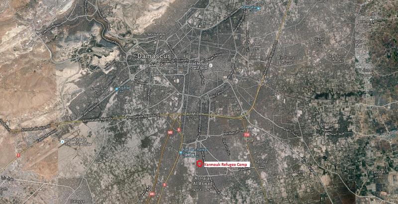 40 terrorists killed in infighting between ISIS and Al-Nusra in Syria