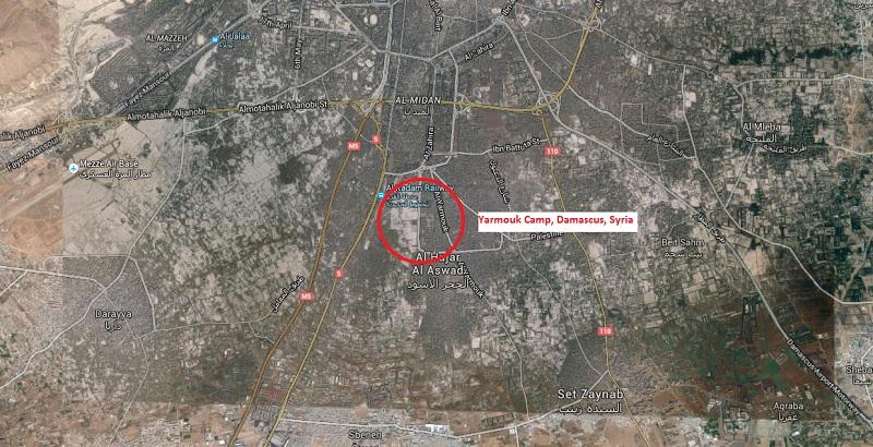 ISIS killed senior al-Nusra field commander in Yarmouk Refugee Camp