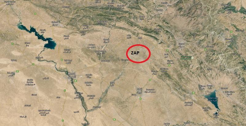 Turkish warplanes bombed on PKK targets in northern Iraq