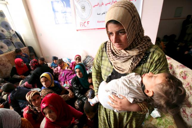 50,000 People Could Flee Mosul for Syria