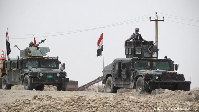 Iraq Launches Op to Free Town of Rutbah in Anbar Province