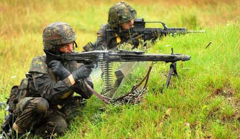 Islamist infiltration in the Bundeswehr