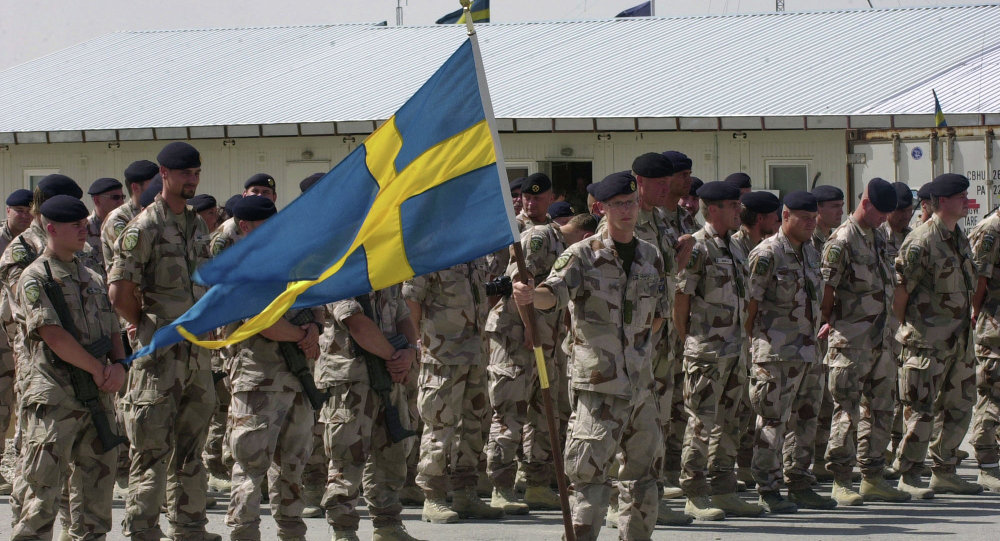 Sweden Dumps Neutrality, Signs Major Agreement with NATO