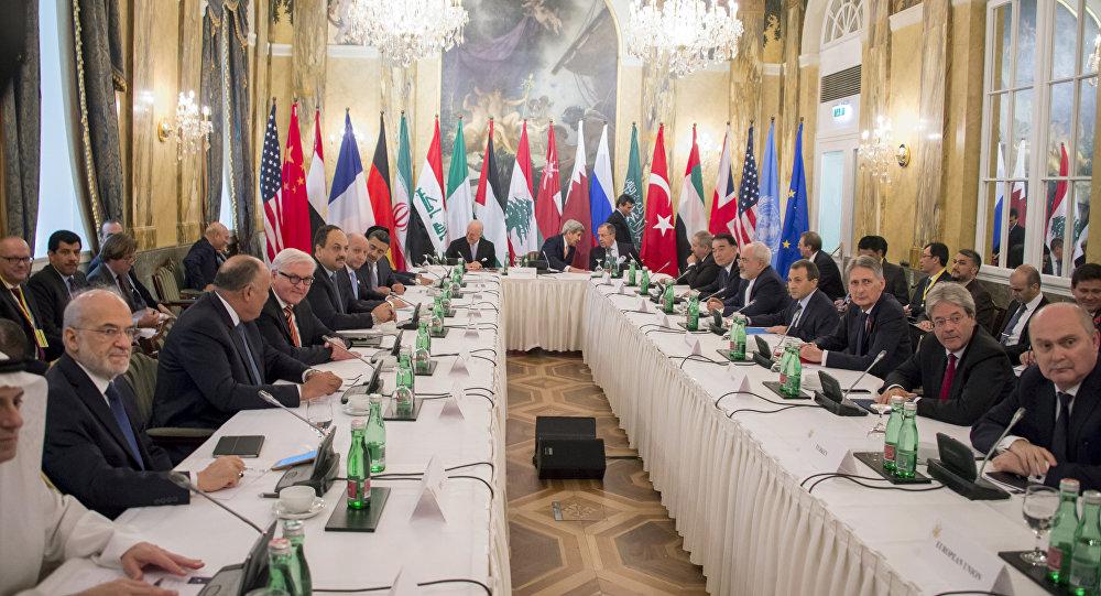Talks on Syria Conflict Resumed in Vienna