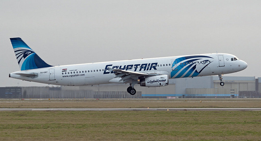 EgyptAir Flight MS804 Disappears Heading to Cairo from Paris with Over 60 on Board