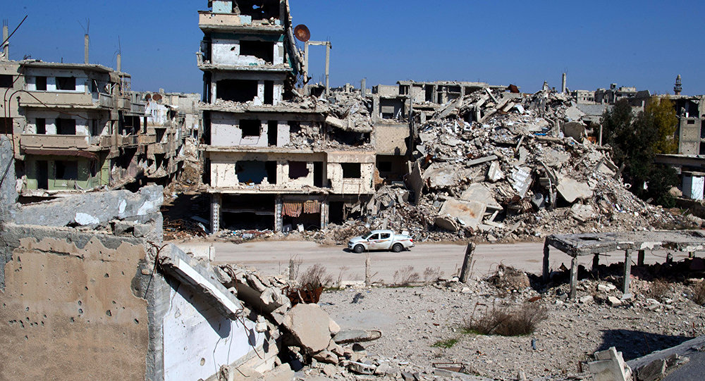 Two Car Bombs Detonated in Homs. 6 People Killed, More Injured