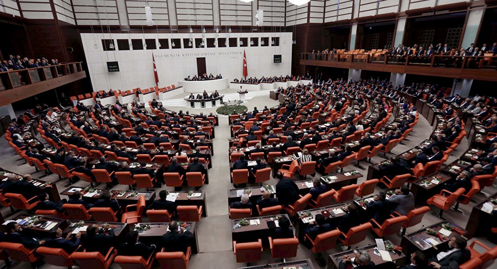 Crackdown on Opposition: Turkish Parliament Lifts Immunity for MPs