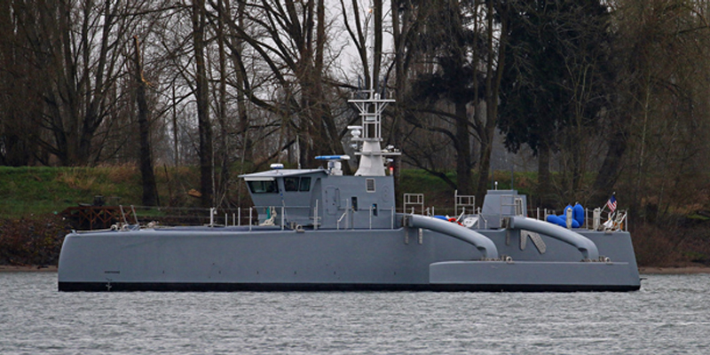 DARPA's Sea Hunter: The Future of Anti-Submarine Warfare?