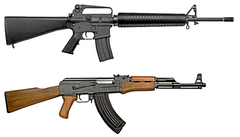 Military Analysis: AR Vs. AK