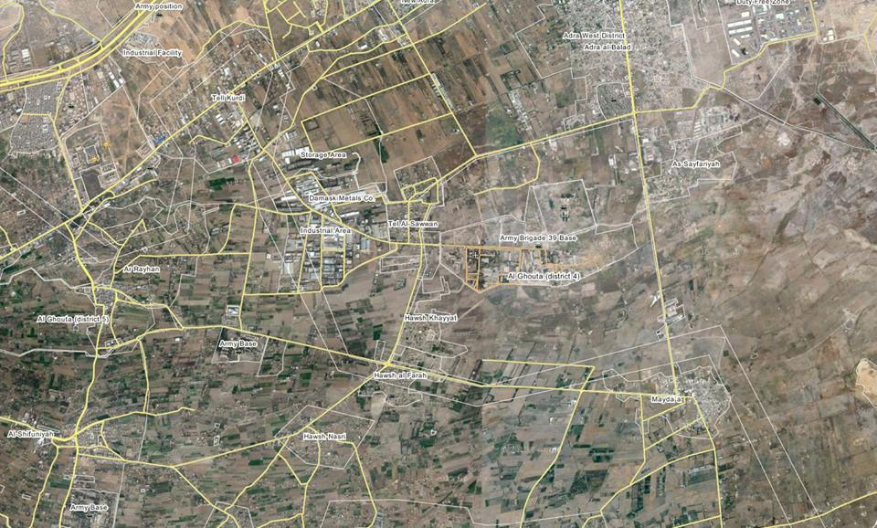 Syrian Army, Hezbollah prepare for new East Ghouta Offensive
