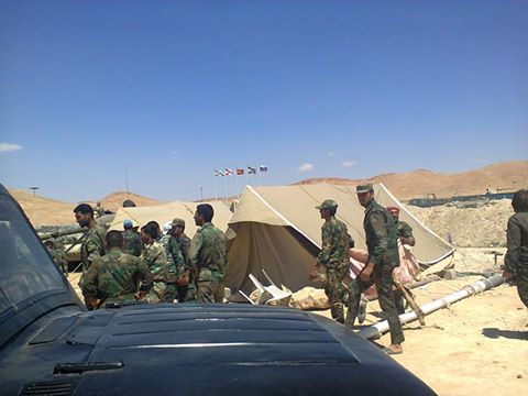 Syrian Army restarts east Homs offensive to liberate Deir Ezzor