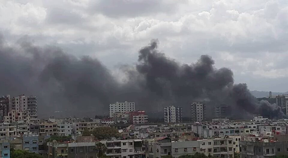 100 Killed in a Series of Terror Attacks in Syria's Latakia (Photos)