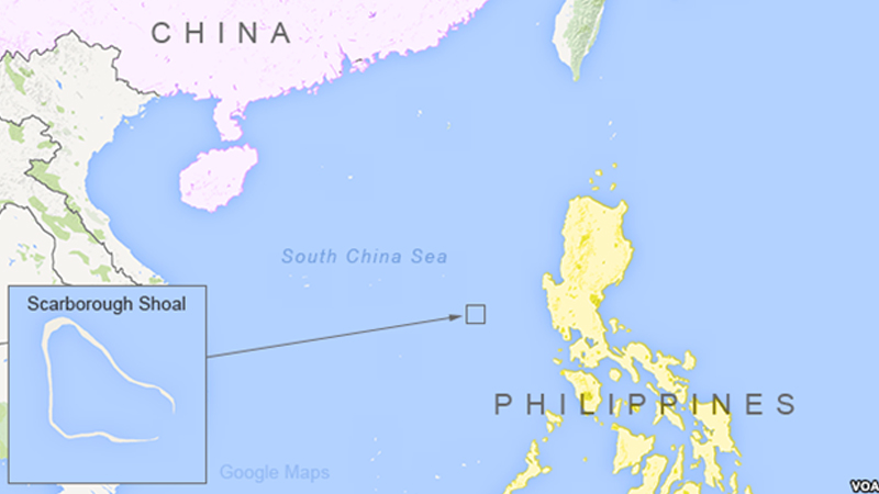 The Flashpoint that Will Ignite the South China Sea ... on south korea map, bataan map, pratas island map, south china sea, north korea map, swains island map, machias seal island map, nine-dotted line, pratas islands, spratly islands, north borneo map, bangladesh map, china map, south china sea islands, spratly islands dispute, cebu map, philippines map, masbate map, subic bay map, yongxing island map, paracel islands, macclesfield bank, senkaku islands dispute, senkaku islands, hans island map, mayotte map, itu aba island map, chagos archipelago map, mindoro map, matsu islands map,