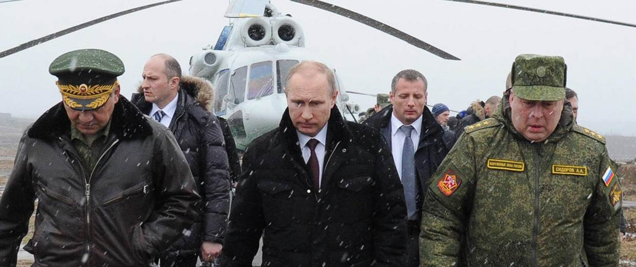 Putin: 30,000 Targets Destroyed in Syrian Operation