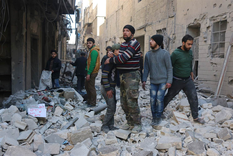Syria demands the end of terrorist attacks in Aleppo