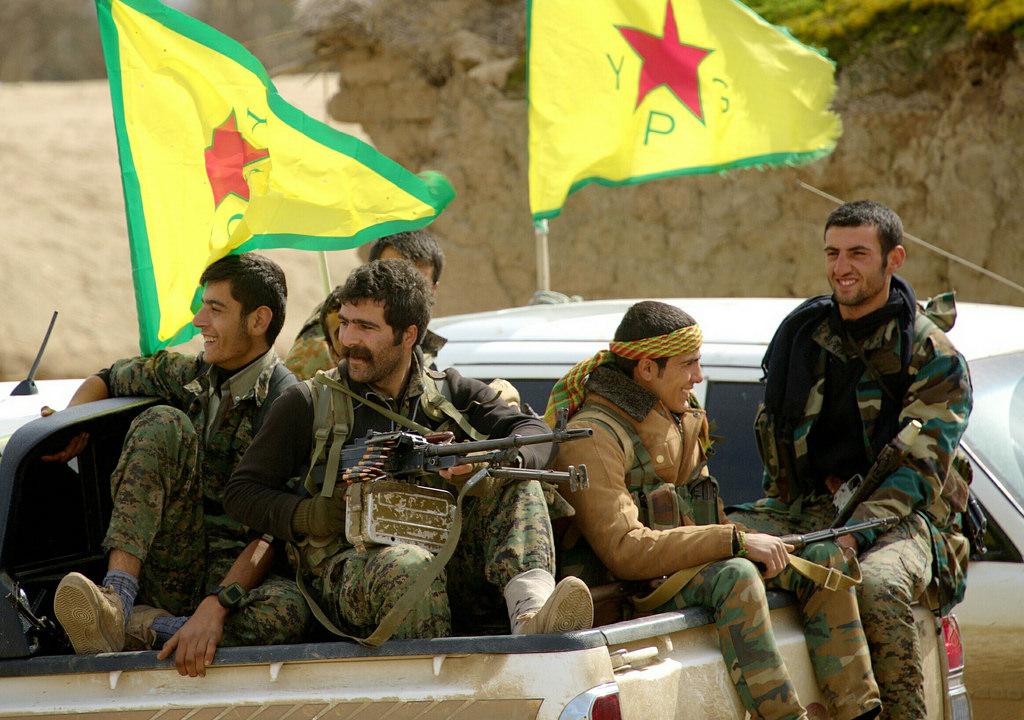 ISIS Bans Civilians from Leaving Raqqa. Kurds Prepare Advance