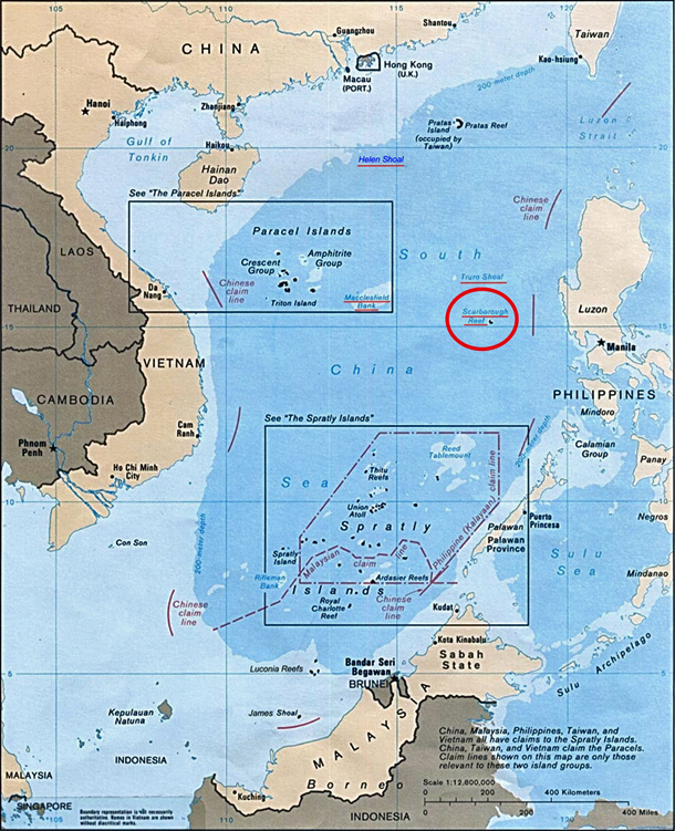 The Flashpoint that Will Ignite the South China Sea: Scarborough Shoal