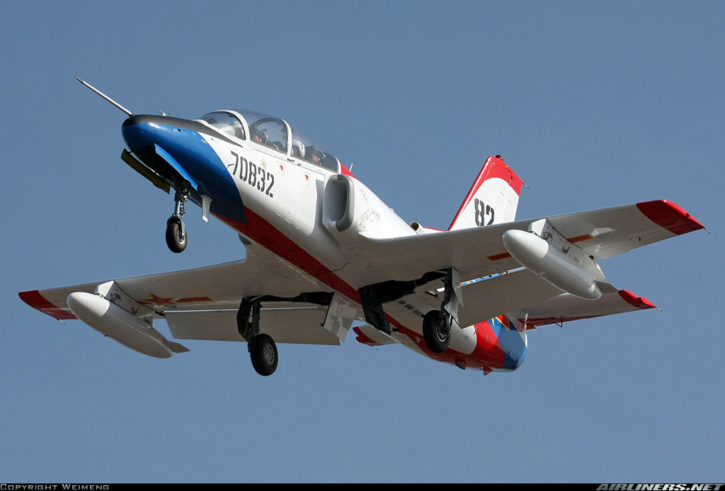 Venezuela receives more Chinese K-8W jet trainers