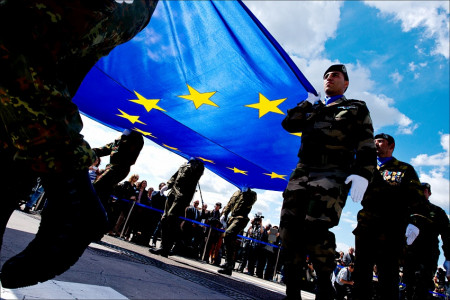 "Berlin proposes an ""EU Army"""