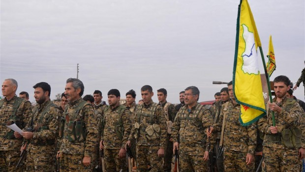 Kurds and Their Allies Launch Operation in Northern Raqqa, Syria (Video)