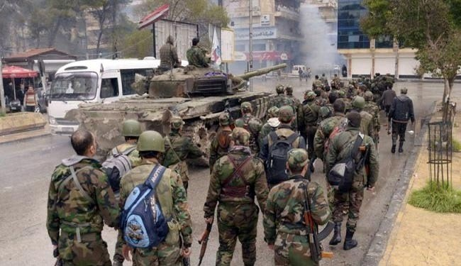 Syria's Army Repelled Major Al Nusra Offensive in Western Aleppo
