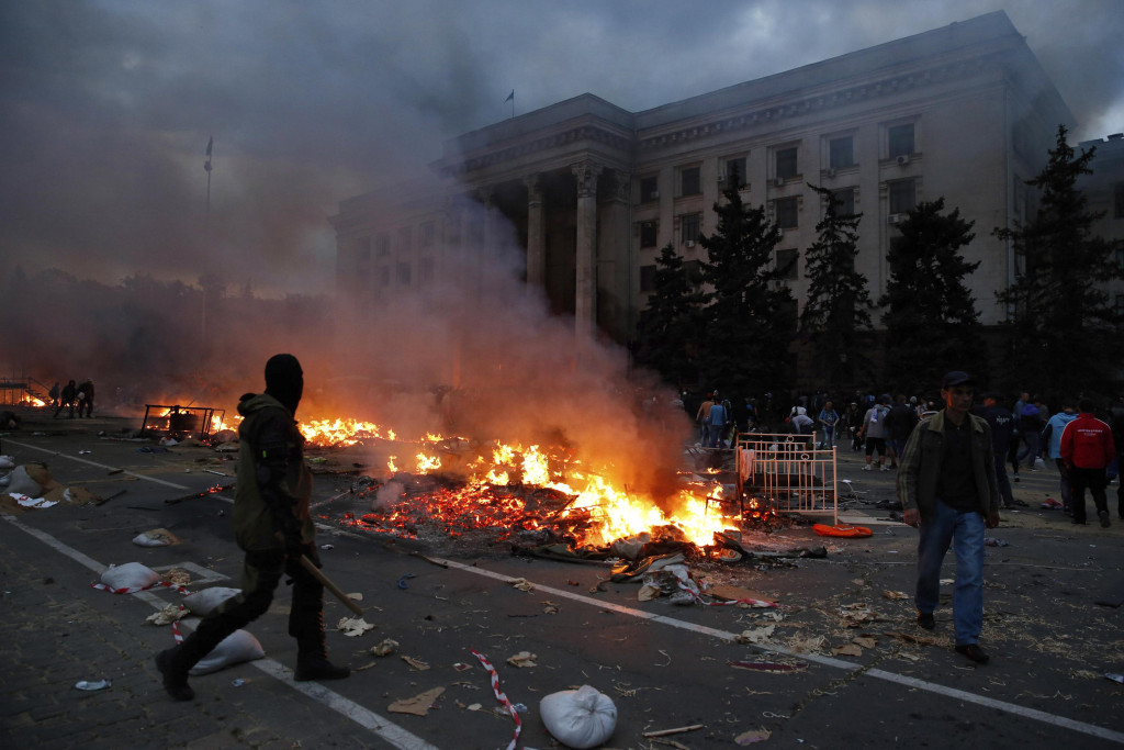 Opinion: Two Years After The Odessa Massacre