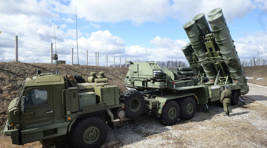 Will India Recieve Russian-made  S-400 'Triumph'?