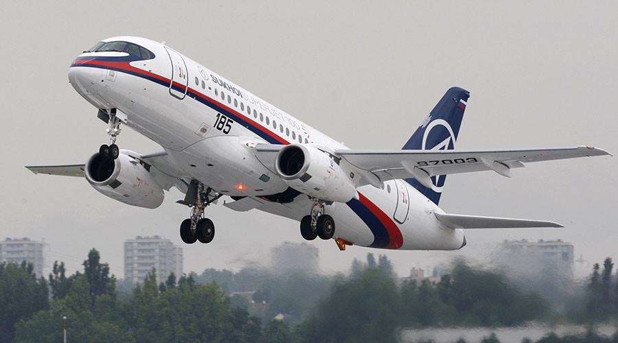 Brunei to Purchase of Russia-Made Sukhoi Superjet 100 Planes