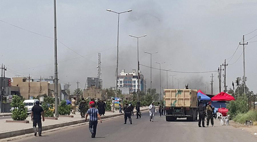 A Series of Terror Attacks Hits Iraq