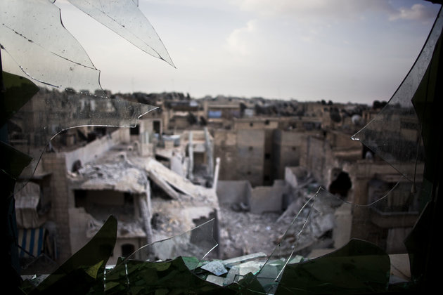 Amnesty Says Syrian Militants Committed War Crimes in Aleppo