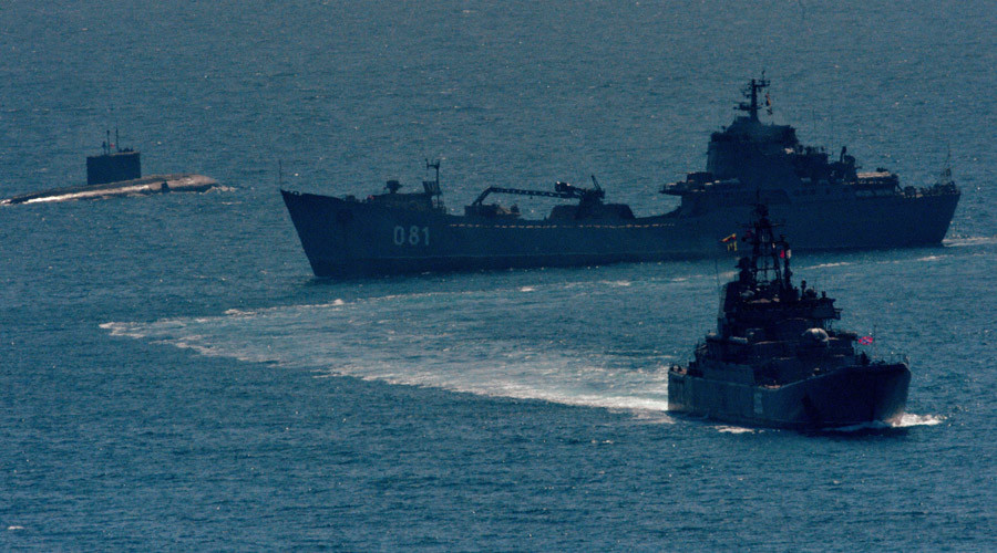 Russian military explores Kuril chain island as potential Pacific Fleet base