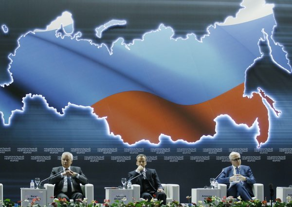 Russia: Restructuring of the Economy Appears to Be Successful During the Ongoing Crisis